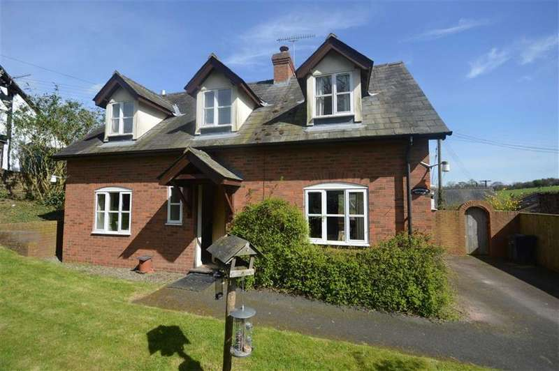 2 Bedrooms Cottage House for sale in Hawkesbury Cottage, Kimbolton, Herefordshire, HR6