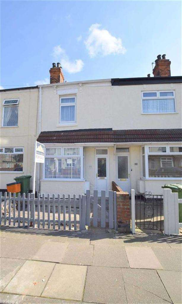 2 Bedrooms Terraced House for sale in Daubney Street, Cleethorpes, North East Lincolnshire
