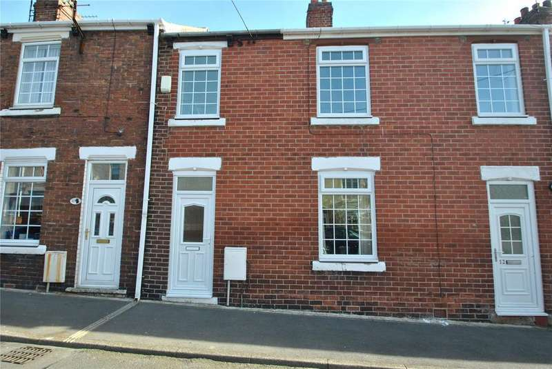 2 Bedrooms Terraced House for sale in Coronation Street East, Murton, Co Durham, SR7