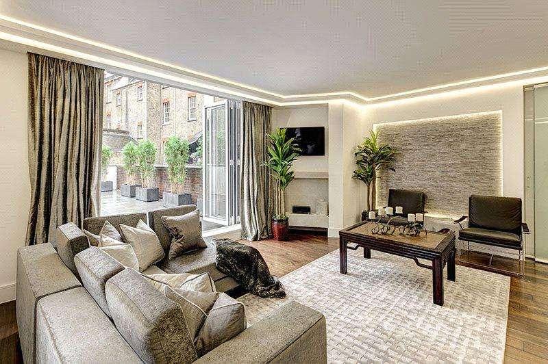 3 Bedrooms Flat for sale in Ebury Street, Belgravia, London, SW1W