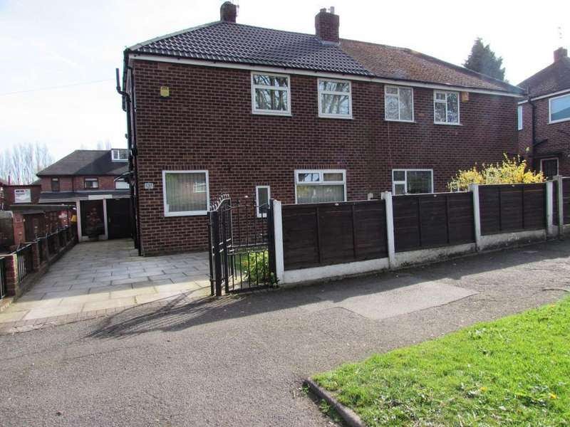 3 Bedrooms Semi Detached House for sale in Firbank Road, Manchester