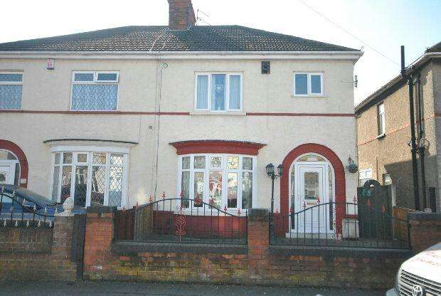 3 Bedrooms Semi Detached House for sale in Lichfield Road, GRIMSBY