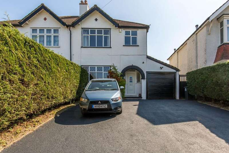 3 Bedrooms Semi Detached House for sale in Windermere Road, Coulsdon, Surrey, CR5 2JB