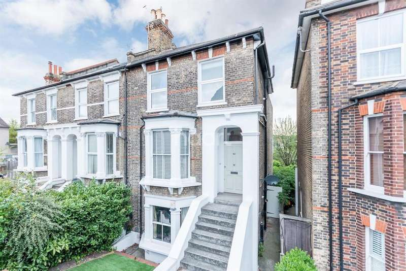 2 Bedrooms Flat for sale in East Dulwich Grove, East Dulwich, London, SE22