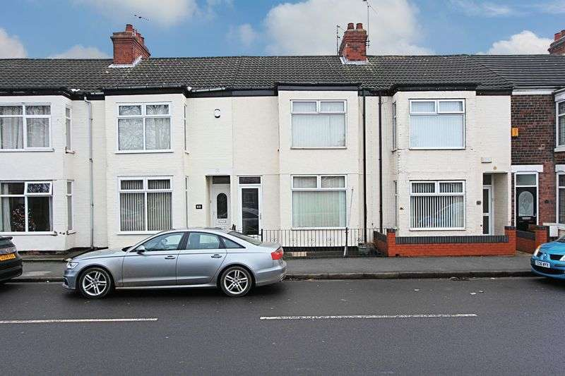 2 Bedrooms Terraced House for sale in Anlaby Park Road South, Hull