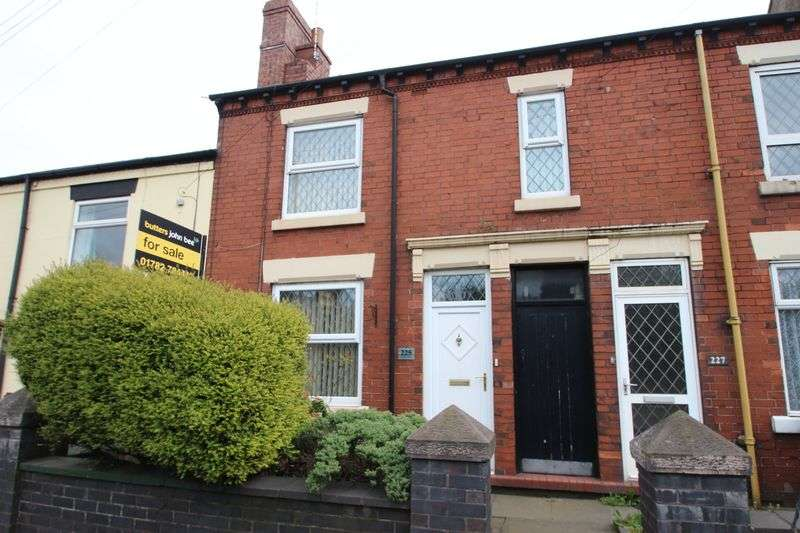 2 Bedrooms House for sale in Congleton Road, Stoke-On-Trent