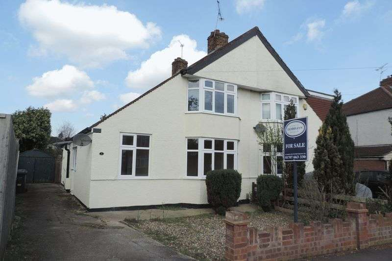 3 Bedrooms Semi Detached House for sale in Laurel Avenue, Potters Bar