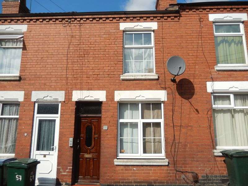 2 Bedrooms Terraced House for sale in Richmond Street, Stoke, Coventry