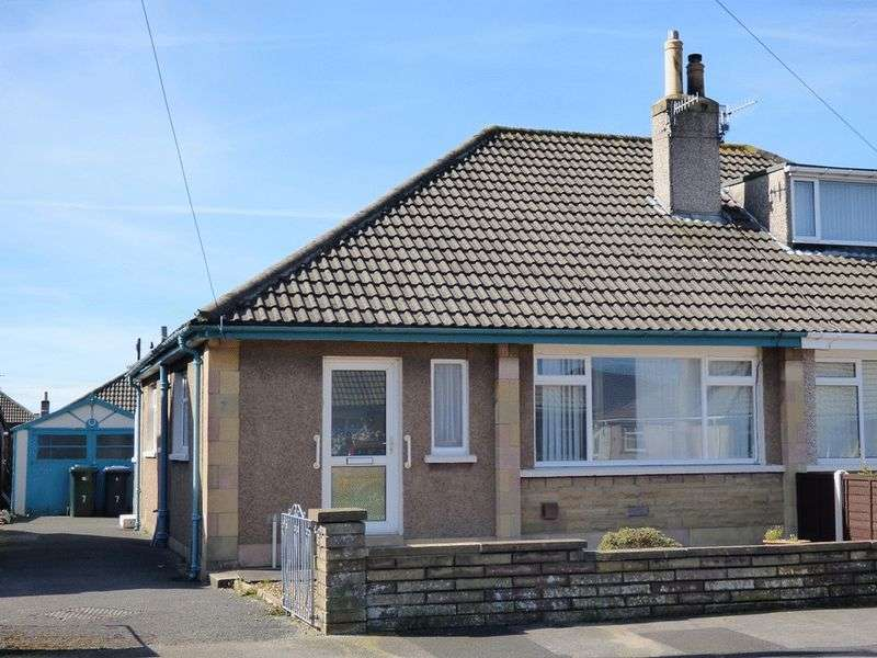 2 Bedrooms Semi Detached Bungalow for sale in Warwick Avenue, Bare