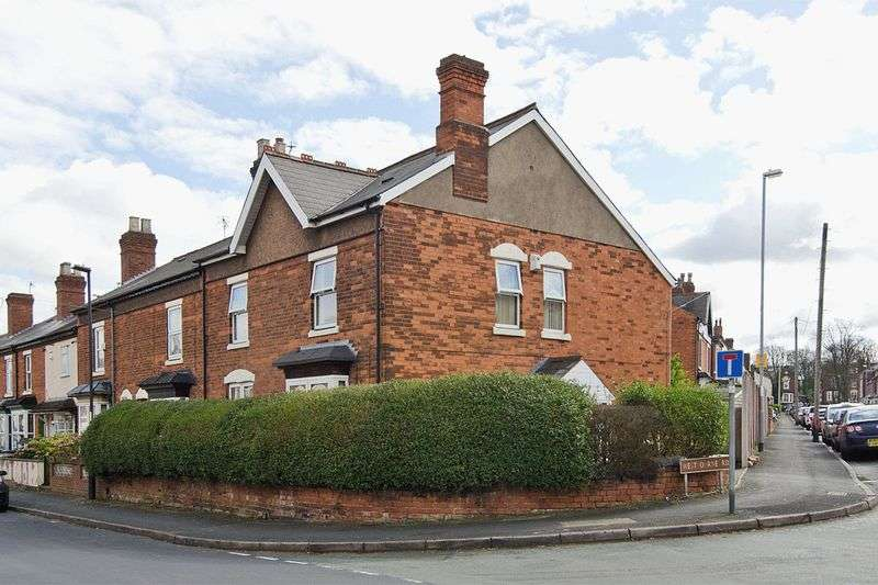 4 Bedrooms House for sale in Westbourne Road, Walsall