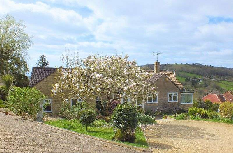 3 Bedrooms Detached Bungalow for sale in Verriotts Lane,Morcombelake DT6 6DU