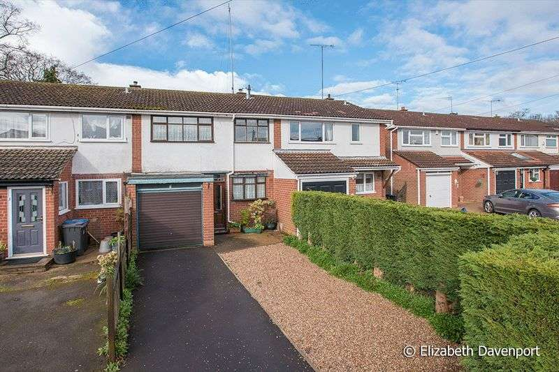 3 Bedrooms Terraced House for sale in Norman Ashman Coppice, Binley Woods