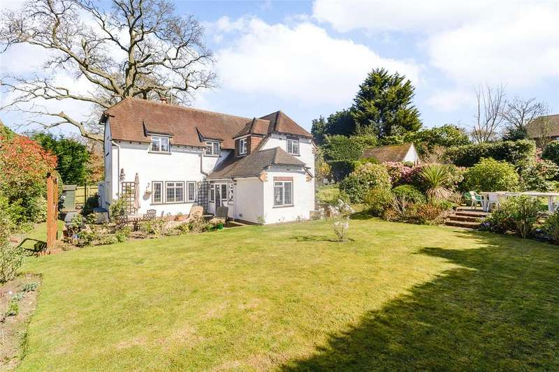 4 Bedrooms Detached House for sale in Leycester Close, Windlesham, Surrey