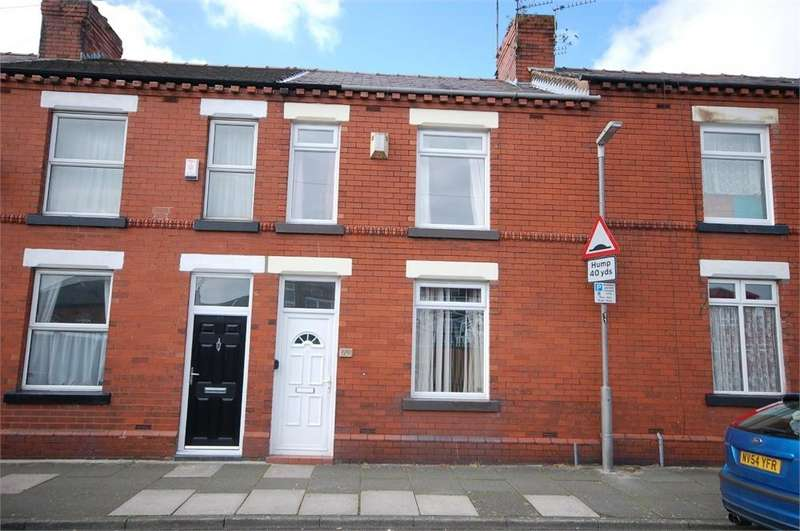3 Bedrooms Terraced House for sale in Charles Street, Town Centre, ST HELENS, Merseyside