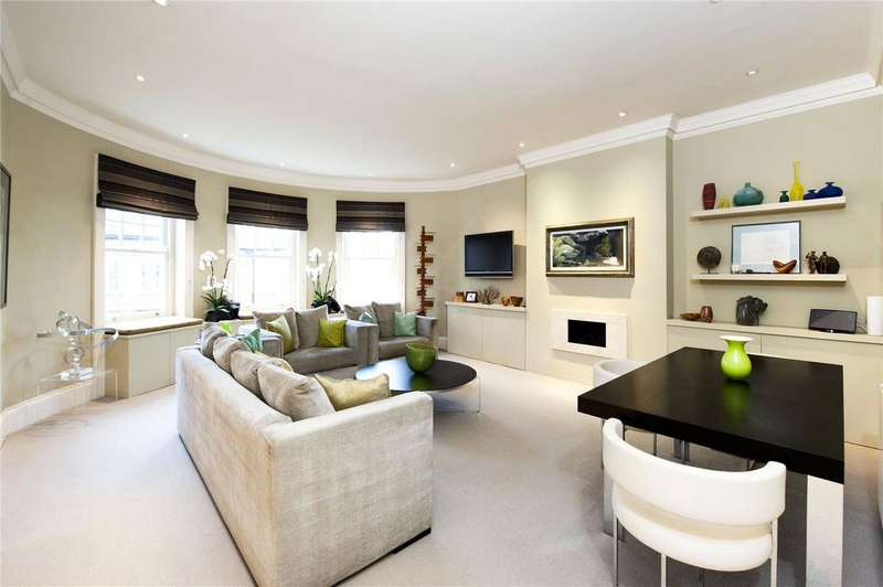3 Bedrooms Flat for sale in Sloane Court West, London