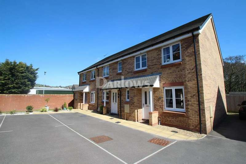 3 Bedrooms End Of Terrace House for sale in Waun Draw, Kingsmead, Caerphilly