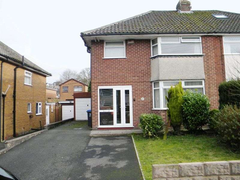 3 Bedrooms Semi Detached House for sale in Uplands Croft, Werrington, Stoke-On-Trent