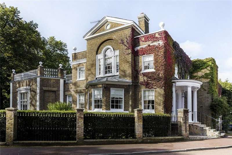 8 Bedrooms Detached House for sale in Village Way, Dulwich Village, London, SE21