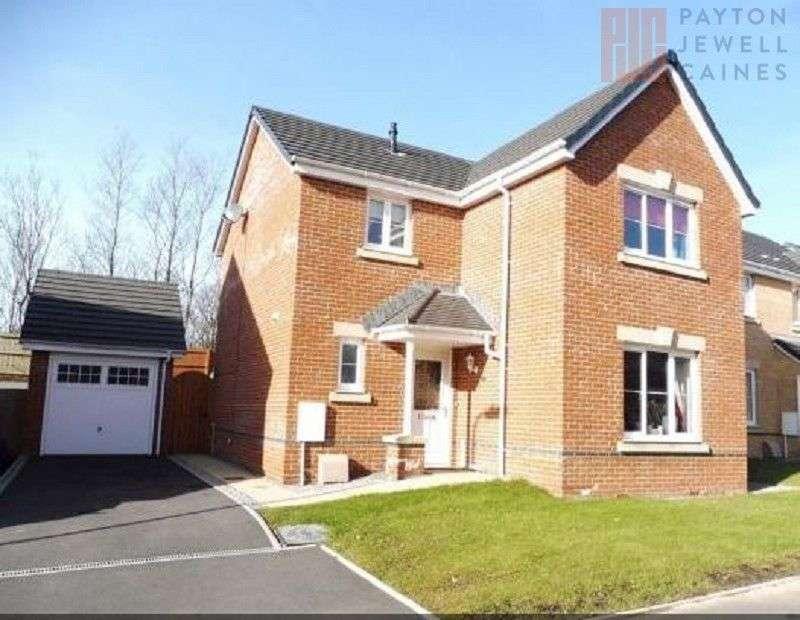 4 Bedrooms Detached House for sale in Clos Joslin , Coity, Bridgend. CF35 6BX