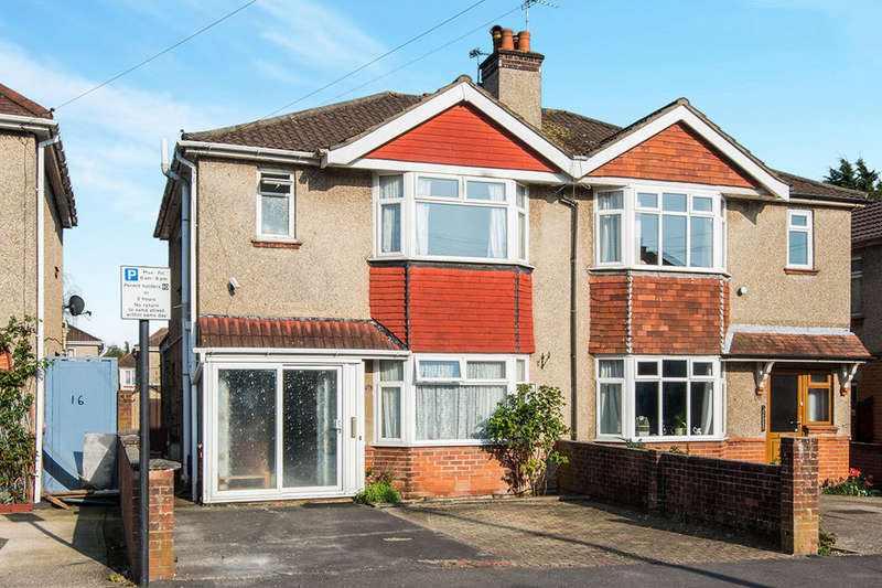 3 Bedrooms Semi Detached House for sale in Pansy Road, Southampton, SO16