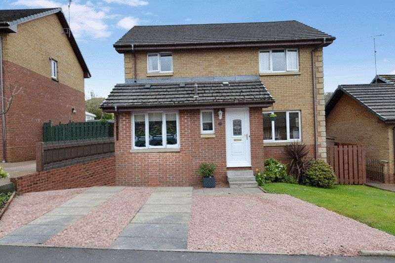 4 Bedrooms Detached House for sale in Westpark Wynd, Dalry
