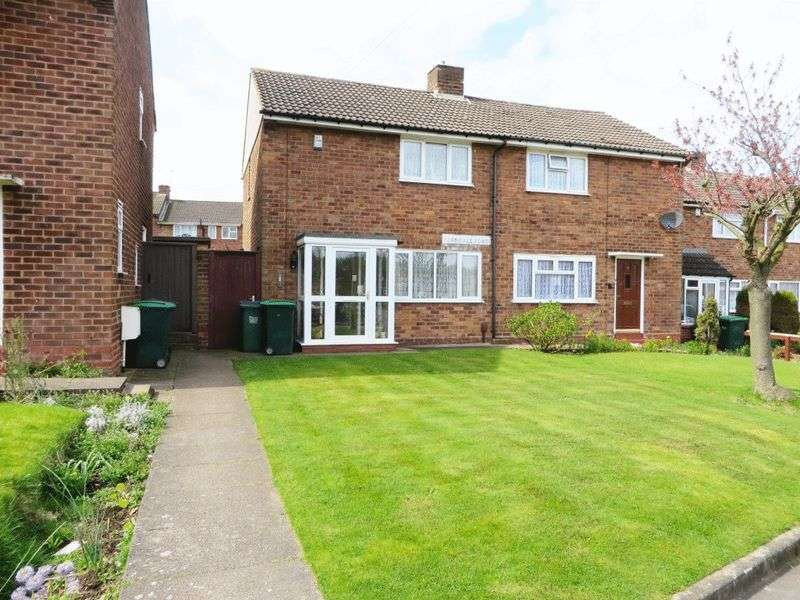 2 Bedrooms Semi Detached House for sale in Ferndale Road, Oldbury