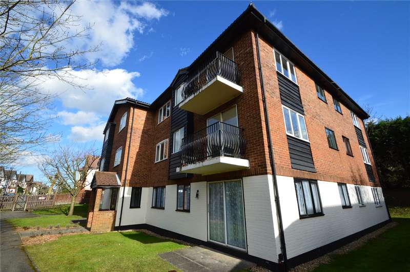 2 Bedrooms Apartment Flat for sale in Birchend Close, South Croydon, Surrey