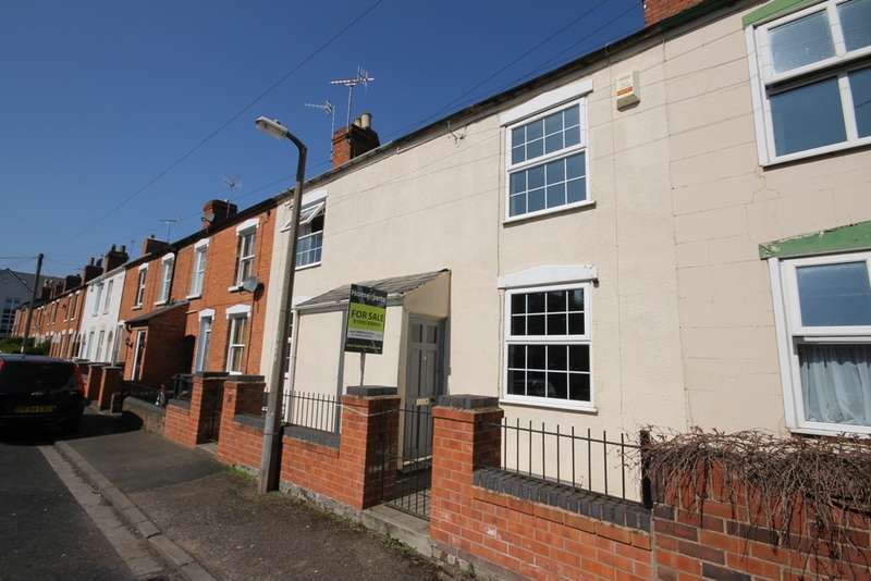 2 Bedrooms Terraced House for sale in Cumberland Street, Worcester, WR1