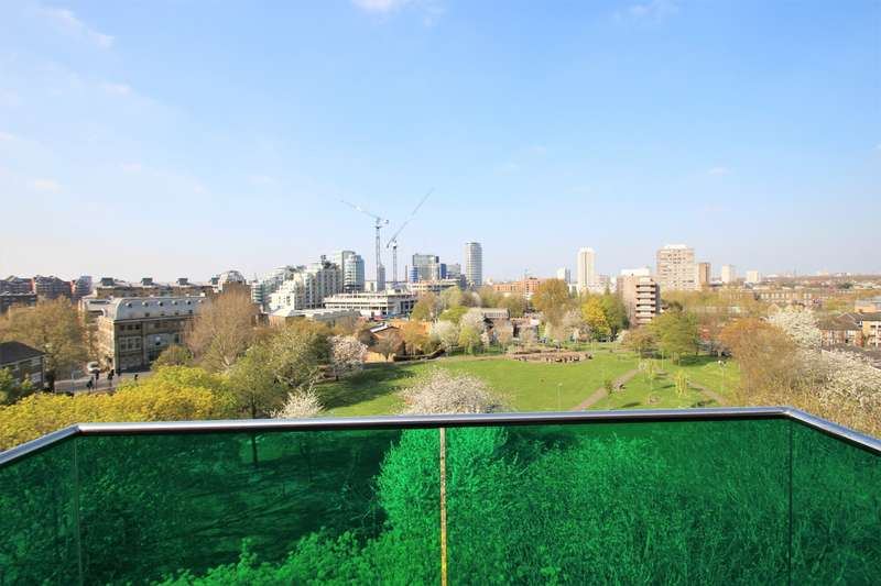 1 Bedroom Flat for sale in Plough Road, Battersea, SW11