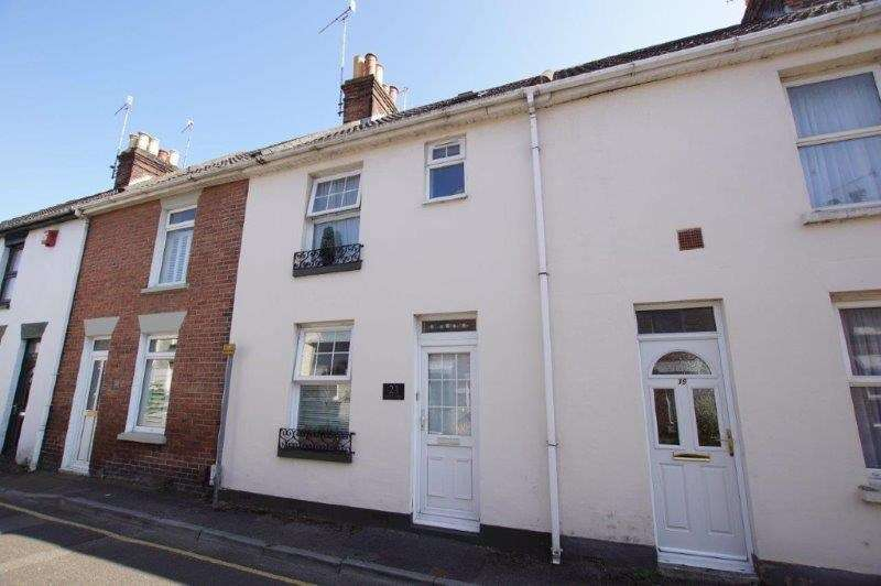 4 Bedrooms Terraced House for sale in Denmark Road, Heckford Park, Poole