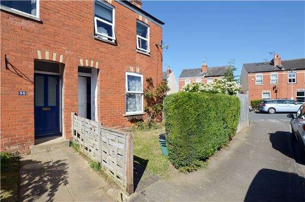 3 Bedrooms End Of Terrace House for sale in Fairhaven Road, CHELTENHAM, Gloucestershire, GL53 7PH