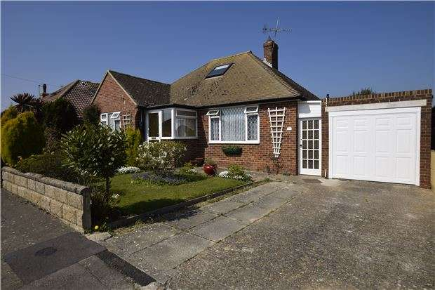 3 Bedrooms Detached Bungalow for sale in Gibb Close, BEXHILL-ON-SEA, East Sussex, TN40 2PN