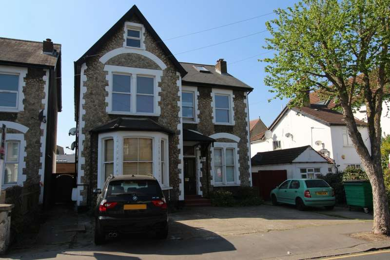 1 Bedroom Flat for sale in Outram Road, Addiscombe, CR0