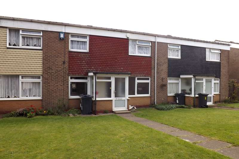 3 Bedrooms Terraced House for sale in Cookspiece Walk, Birmingham