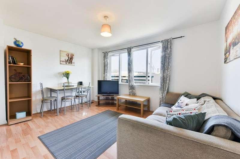 2 Bedrooms Flat for sale in Broomfield Street, London E14