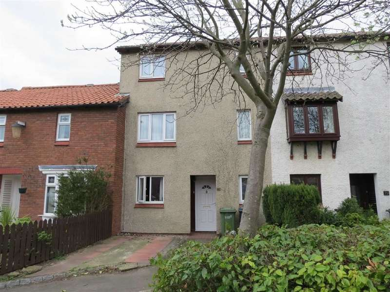 4 Bedrooms Terraced House for sale in Pentland Close, Lambton, Washington