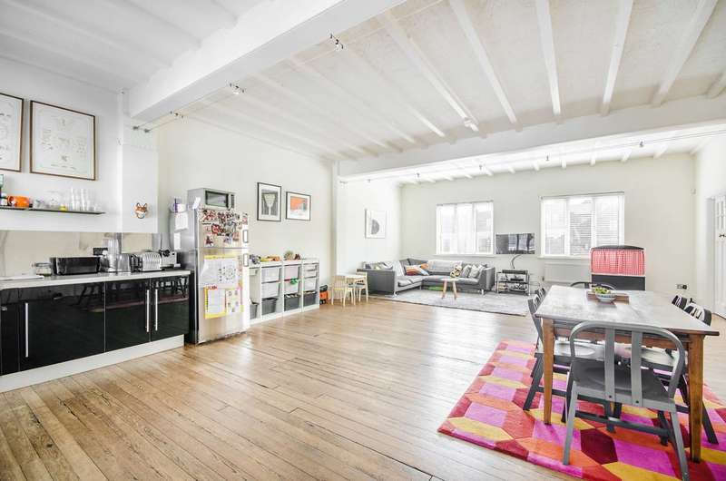 3 Bedrooms House for sale in Sistova Road, Balham, SW12