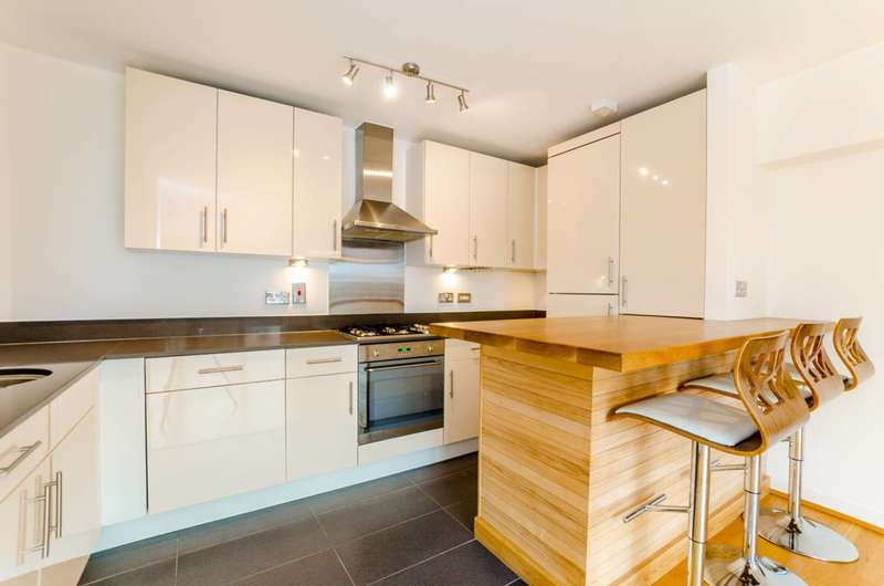 2 Bedrooms Flat for sale in Dickenson Road, Crouch End, N8