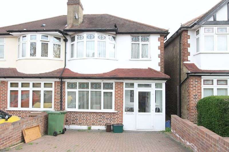3 Bedrooms Semi Detached House for sale in Sutton Common Road, Sutton