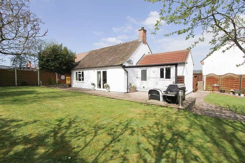 2 Bedrooms Semi Detached Bungalow for sale in Westfield Close, Backwell