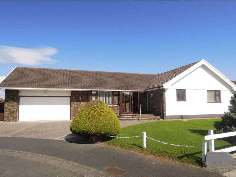 3 Bedrooms Detached Bungalow for sale in Ballaterson Fields, Ballaugh