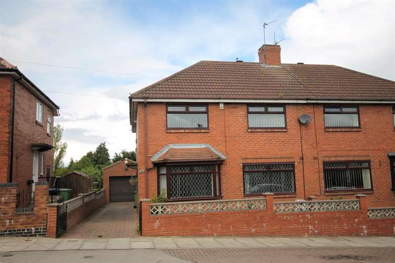 3 Bedrooms Semi Detached House for sale in Dale Road, Shildon