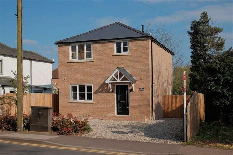 3 Bedrooms Detached House for sale in Long Lane, Willingham, Cambridge
