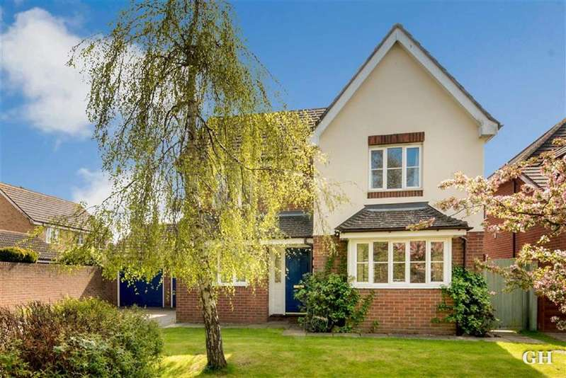 4 Bedrooms Detached House for sale in Antonius Court, Ashford, Kent