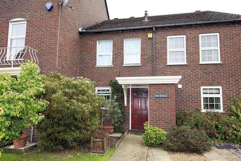 2 Bedrooms Terraced House for sale in Park Crescent, Twickenham