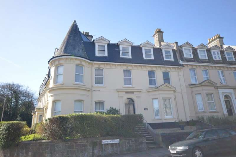 1 Bedroom Flat for sale in Garfield Terrace, Plymouth, PL1