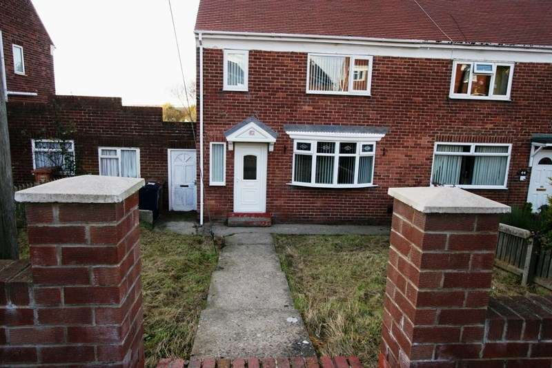 2 Bedrooms Semi Detached House for sale in Claxheugh Road, South Hylton, Sunderland