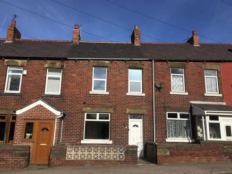 2 Bedrooms Terraced House for sale in Haigh Lane, Haigh, Barnsley, S75 4DA