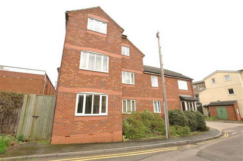1 Bedroom Flat for sale in Cornwall House, Cornwall Place, Leamington Spa