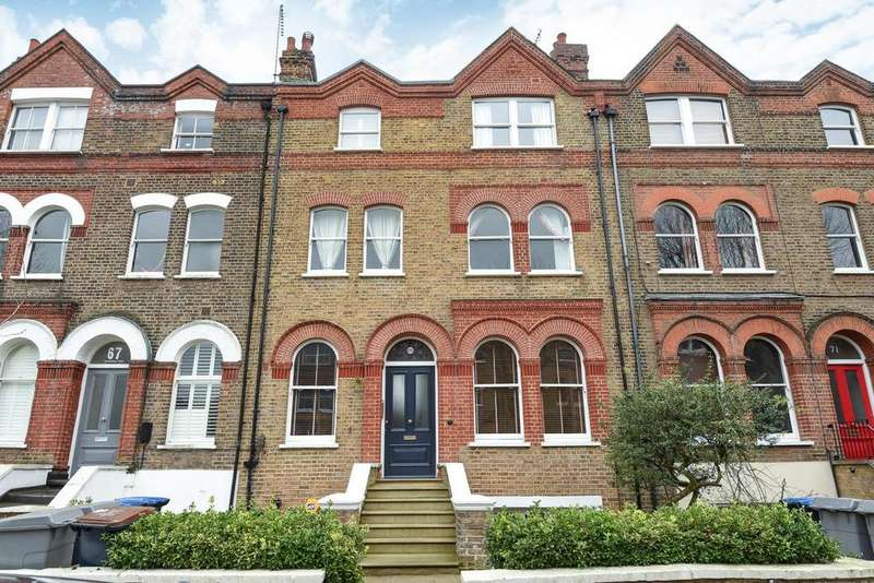 2 Bedrooms Flat for sale in Brondesbury Villas, Queens Park, NW6